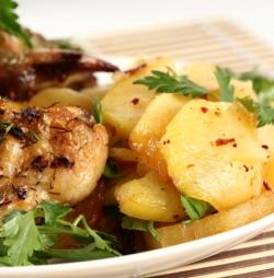 Как вкусно приготовить картошку?