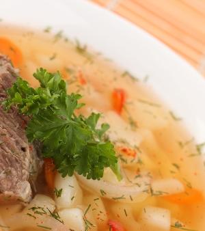 Сколько варить суп?
