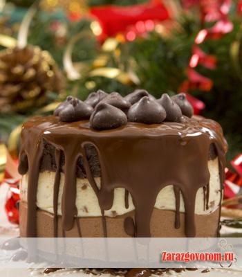 Рецепт торта желе сметаны кулинарии
