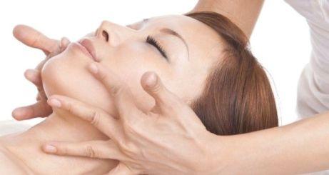 массаж лица по жаке, техника