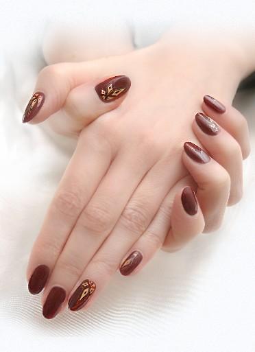 Дизайн ногтей с наклейками. Как пользоваться наклейками для ногтей