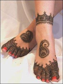 Татуировки на ноге для девушек - а стоит ли?