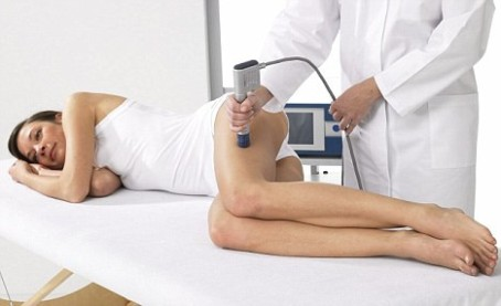 Ударно - волновая терапия против целлюлита