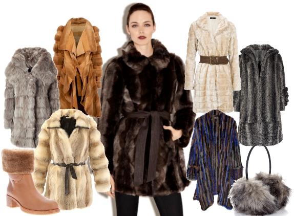 Модные модели шуб: тенденции наступающего сезона