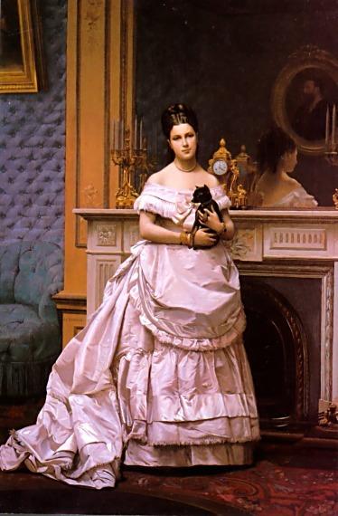 Викторианский стиль в одежде опять в моде?