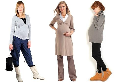 Как одеваться беременным? Что носить, одевать беременным?
