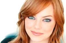 Макияж для рыжих волос: для зеленых, голубых, карих глаз