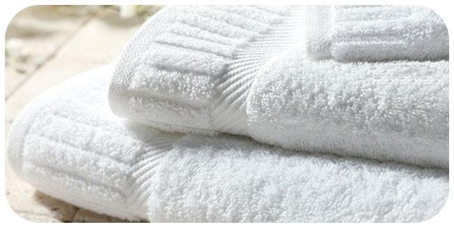 Как отбелить полотенца белые в домашних условиях