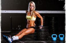 Виды силовых упражнений для женщин