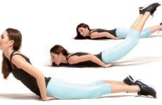 Упражнение «Лодочка» для спины, как делать