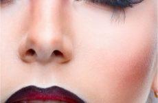 Эффектный модный макияж на Новый год 2018