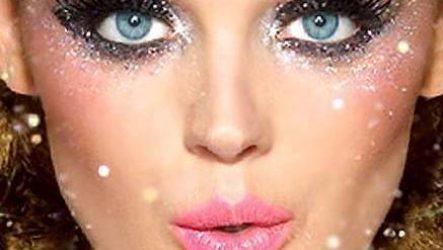 Как сделать красивый макияж голубых и серо — голубых глаз?
