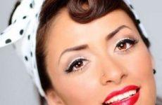 Секреты модного макияжа: «Пин-ап»