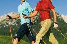 Почему стоит заняться скандинавской ходьбой?