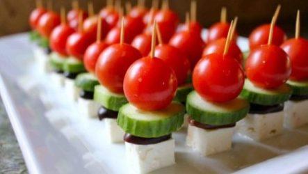 Вкусные блюда на Новый год 2018