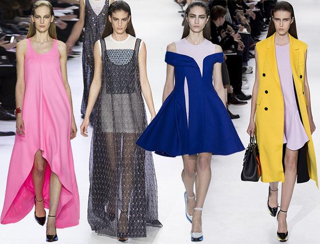 Christian Dior fall winter 2014 collection Paris Fashion Week1