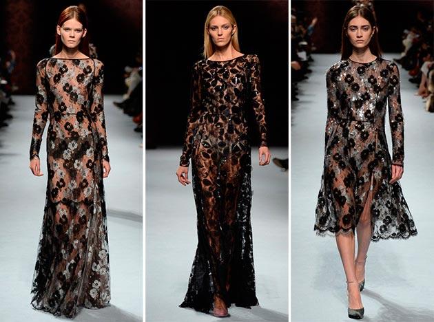 Nina Ricci fall winter 2014 2015 collection Paris Fashion Week12