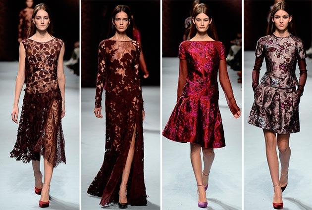 Nina Ricci fall winter 2014 2015 collection Paris Fashion Week9