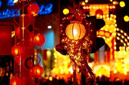 Китайские новогодние традиции
