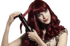 Как завить волосы с помощью выпрямителя?
