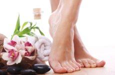 Эффективные способы по размягчению ногтей на ногах