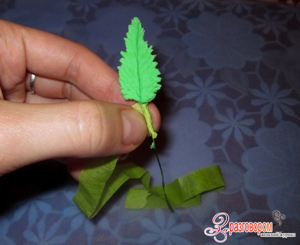 Как сделать розу из мастики пошагово