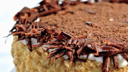Кулинарный минимум. Простые, вкусные, домашние новогодние торты — 3 рецепта, доступных каждому