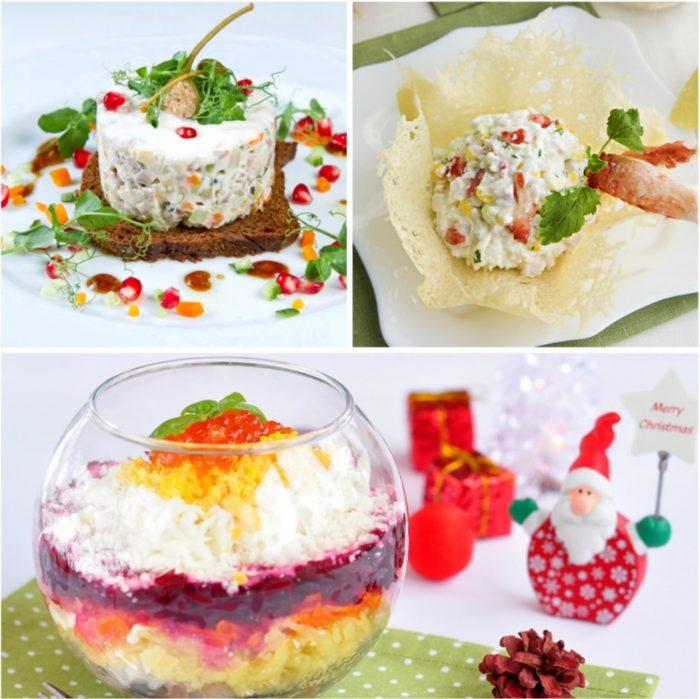 ukrashenie novogodnih salatov 1