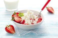 Система питания творожной диеты Магги
