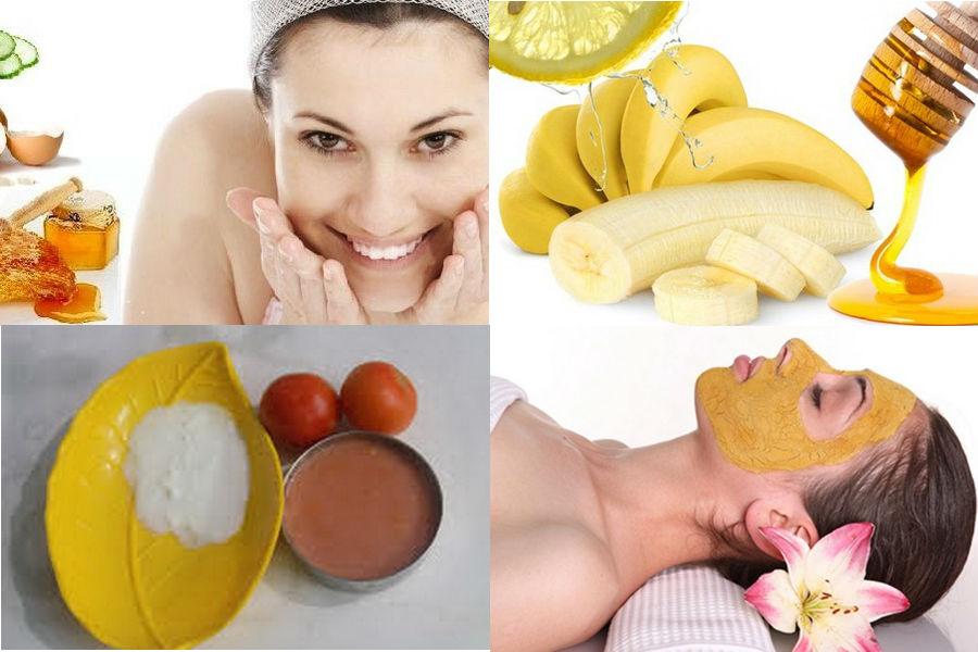 Маски для хорошего цвета лица в домашних условиях