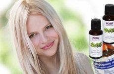 Как применять камфорное масло в уходе за кожей лица?