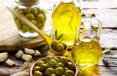 Домашние маски и крема с оливковым маслом для лица