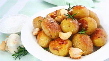 Как вкусно приготовить картошку — 4 простых рецепта