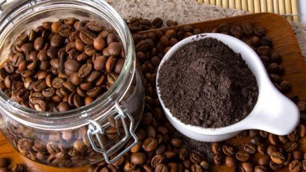 Кофейный скраб для тела — худеем и избавляемся от растяжек