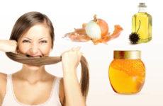 Медовые маски для укрепления и роста волос