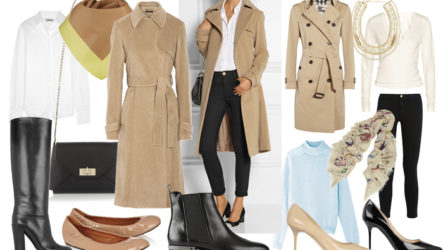 Стильный гардероб деловой женщины