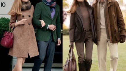 Британский стиль одежды — непринужденность и демократичность…