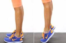 Как накачать икры ног — комплекс упражнений для женщин
