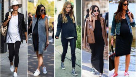 Мода для беременных. Как одеваться беременным женщинам?
