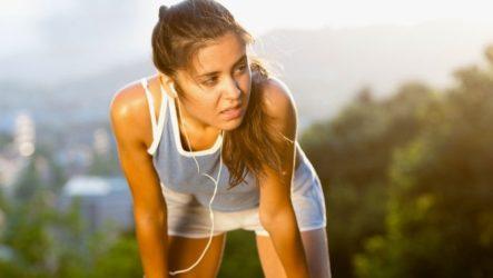 Дыхание при выполнении физических упражнений
