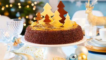 Украшение новогоднего торта: как украсить новогодний торт своими руками