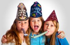 Новогодние развлечения дома для детей