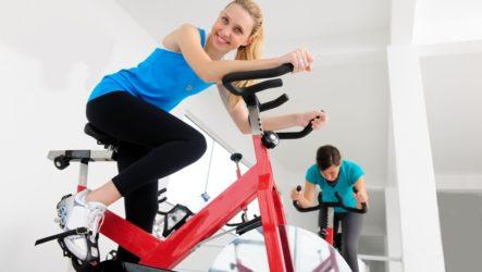 Гонки в спортзале: сайкл тренировки и их особенности