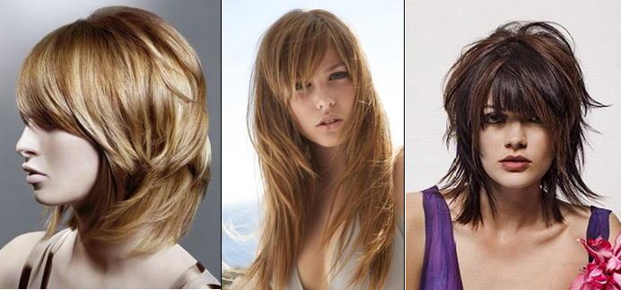 Стрижки с градуировкой для тонких волос