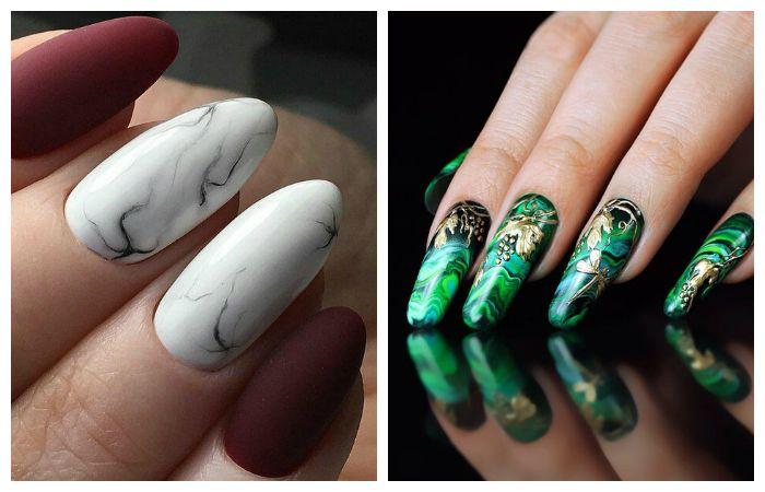 Тренд 2017-2018 дизайн ногтей