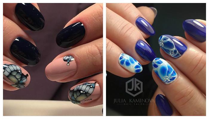 Геометрия дизайн ногтей 2017-2018 новинки