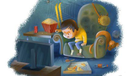 Как избежать влияния телевизора на развитие ребенка?