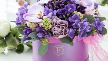 Какие цветы выбрать для букета?