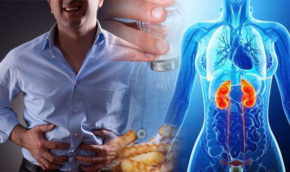 Kidney disease The condition has been dubbed a silent killer 776113
