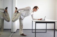 Как заниматься физкультурой в повседневных обязанностях